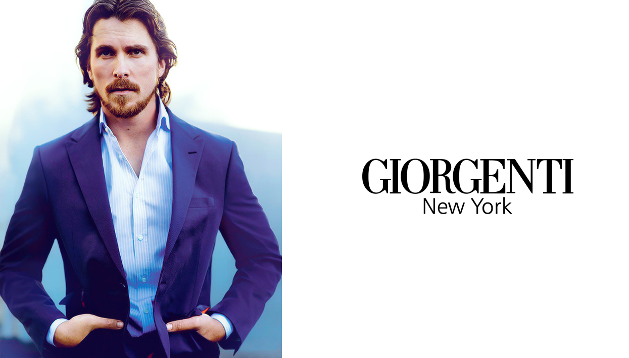 Giorgenti New York » Indigo Suits: The Hottest Men's Suit Color