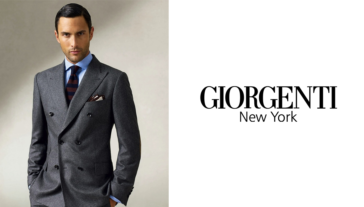 Giorgenti New York » Indigo Suits: The Hottest Men's Suit Color ...