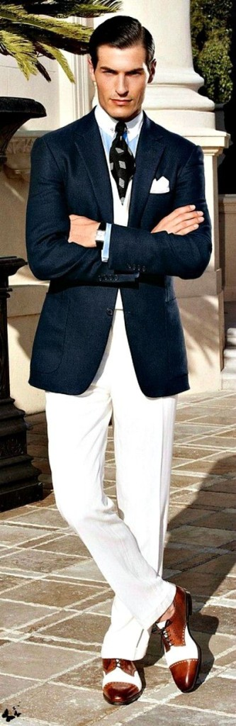 navy-blazer-white-pants-new-york