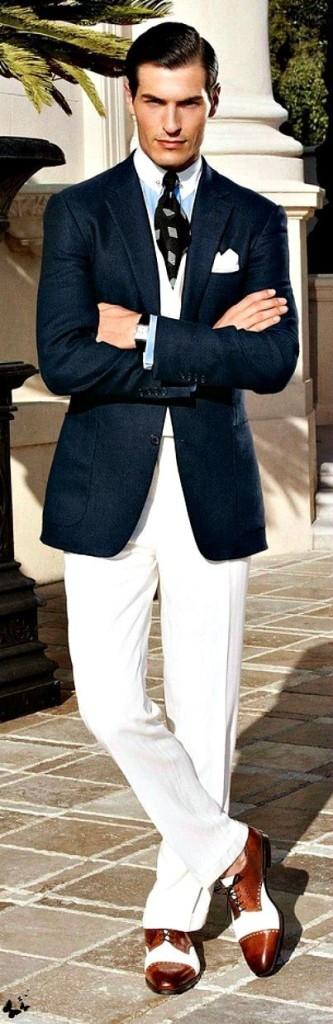 navy-blazer-white-pants-new-york