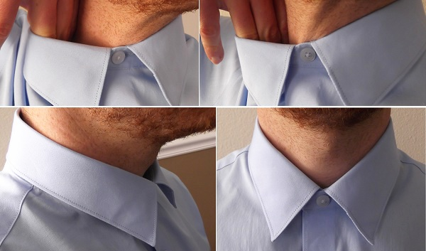 giorgenti new york how a shirt collar should fit