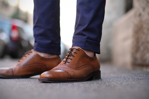 Giorgenti New York » How to Wear Shoes Without Socks