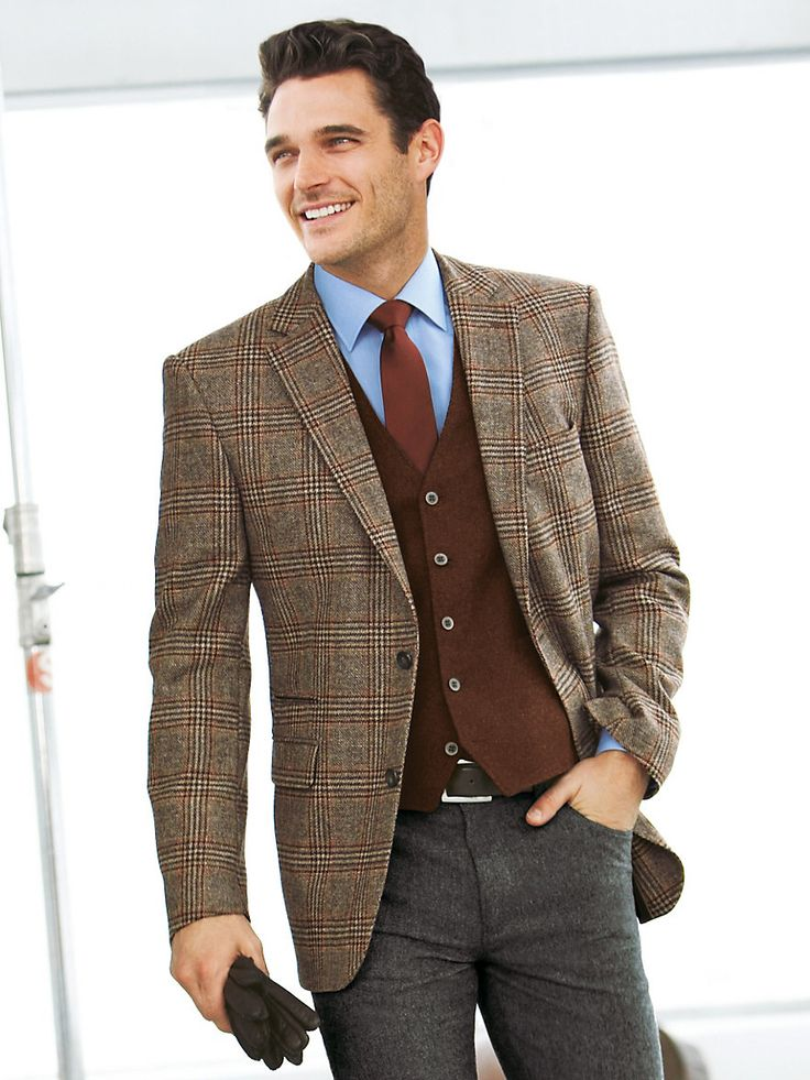 """Giorgenti New York » The Sport Coat Ensemble is the """"New Suit"""""""