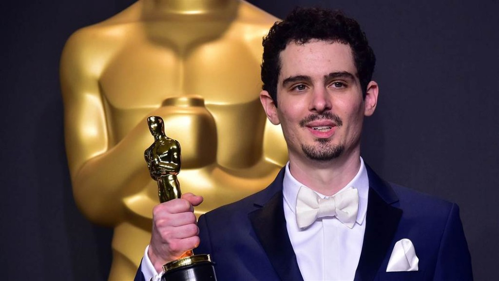 damien-chazelle-at-the-oscars