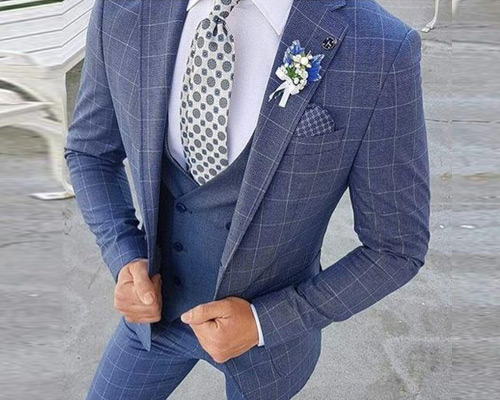 The David Beckham Three Piece Suit!
