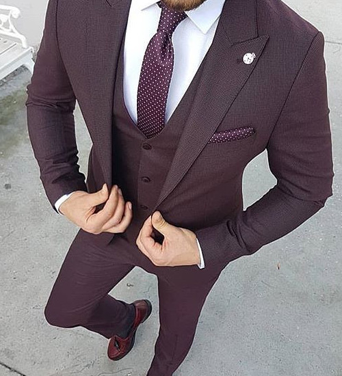 41f745a597f180 Giorgenti New York » 2019's Best Men's Wedding Looks